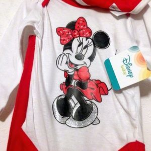 Disney Matching Sets - Disney Mickey Mouse 3-piece, size 6-9 mo. NWT